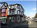 TV6098 : The Eagle Public House, South Street, Eastbourne by PAUL FARMER