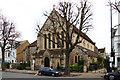 TQ1875 : Christ Church, Kew Road by John Salmon