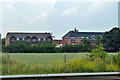 TQ4989 : Housing north of the A12 by Robin Webster