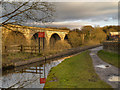 SJ9590 : Marple Aqueduct, Peak Forest Canal, by David Dixon