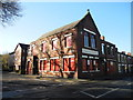 SJ8896 : St. James Conservative Club - Gorton by John Topping