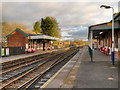 SJ9490 : Romiley Railway Station by David Dixon