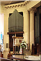 TQ2873 : St Mary &amp; St John, Balham - Organ by John Salmon