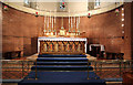 TQ2176 : St Michael & All Saints, Barnes - Sanctuary by John Salmon