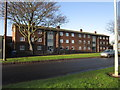 TA1331 : The flats on Anson Road, Bilton Grange Estate by Ian S