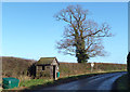SU6479 : Bus Shelter, Hill Bottom by Des Blenkinsopp