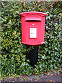 TL2454 : Duncombe Arms Postbox by Adrian Cable