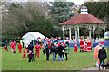 TQ8110 : Santa's at Alexandra Park by Oast House Archive