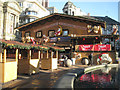 SP0686 : German beer hall, Victoria Square by Robin Stott