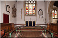TL6669 : St Margaret, Chippenham - Chancel by John Salmon
