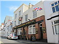 TQ3103 : The Camelford Arms, Camelford Street,. BN2 by Mike Quinn