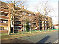 TA0928 : Sydney House, Adelaide Street Flats, Hull by Ian S