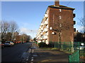 TA0928 : Melbourne House, Adelaide Street Flats, Hull by Ian S
