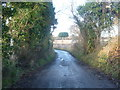 TQ4865 : Looking down Skeet Hill Lane by Ian Yarham