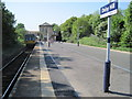 SD6504 : Daisy Hill railway station, Greater Manchester by Nigel Thompson