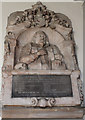 SK9083 : Memorial to Brian Cooke, St Edith's church, Coates by J.Hannan-Briggs