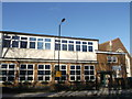 TQ4285 : St Winifreds Roman Catholic Primary School, Little Ilford by David Anstiss