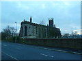 SD9305 : The Parish Church of St James, Oldham by Alexander P Kapp