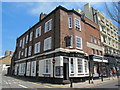 TQ3103 : The Royal Oak, St. James's Street / Chapel Street, BN2 by Mike Quinn