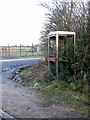 TG1703 : Highways depot by Station Road : Week 52(part1)