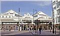 TQ3104 : Brighton station exterior, 2003 by Ben Brooksbank