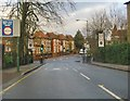 TQ2384 : Sidmouth Road, approaching the junction with Willesden Lane by Stefan Czapski