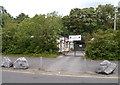 ST5377 : Shirehampton FC clubhouse, Bristol by Jaggery