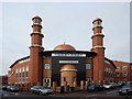 SD6828 : Mosque on Bicknell Street, Blackburn by Alexander P Kapp