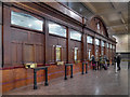 SJ8498 : Booking Hall, Victoria Station by David Dixon