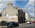 NJ9405 : The Ferryhill Tavern, South College Street, Aberdeen by Bill Harrison