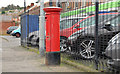 J3571 : Pillar box, Rosetta, Belfast by Albert Bridge