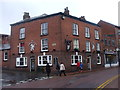 SJ9173 : The White Lion, Macclesfield by John Lord