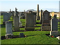 NT3472 : Inveresk Cemetery, Musselburgh by M J Richardson