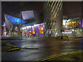 SJ8097 : Salford Quays, The Lowry Theatre by David Dixon