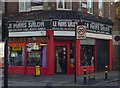 TQ3176 : Le Mans Salon, Brixton Road SW9 by R Sones