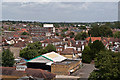 TQ4666 : Orpington rooftops by Ian Capper