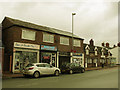SJ7560 : Shops on Congleton Road by Stephen Craven