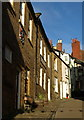 NZ9504 : King Street, Robin Hood's Bay by Derek Harper