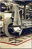 TA0439 : Museum of Army Transport, Beverley: German railroad-plough by Ben Brooksbank