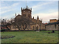 SD5805 : Wigan Parish Church, All Saints by David Dixon