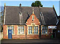 SK5978 : Worksop - former school on Cheapside by Dave Bevis