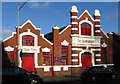 SK5878 : Worksop - Salvation Army citadel by Dave Bevis