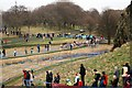 NT2773 : Bupa Great Edinburgh XCountry Races by Mick Garratt