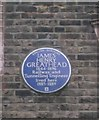 Photo of James Henry Greathead blue plaque