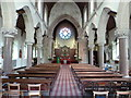 NM9080 : Glenfinnan: Catholic church interior by Chris Downer