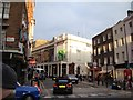 TQ3080 : View of the Theatre Royal Drury Lane from Bow Street by Robert Lamb