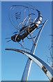 SD9409 : Public art, Dunwood Park, Shaw : Week 3