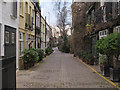 TQ2679 : Western part of Kynance Mews (1) by Roger Jones