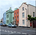 ST5276 : Late Georgian houses, Station Road, Shirehampton, Bristol by Jaggery