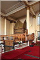 TQ3081 : St George, Queen Square - Organ by John Salmon